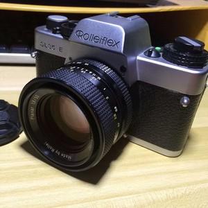 Rollei-HFT planar 1.8/50镜头+Rolleiflex/禄徕 SL35 E机身