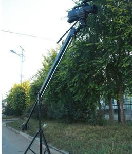 3米二手摇臂附赠云腾专业液压微调阻尼云台