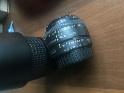 尼康 AF 50mm f/1.8D