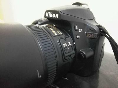 尼康D3400
