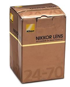约99新 尼康 AF-S Nikkor 24-70mm f/2.8G ED