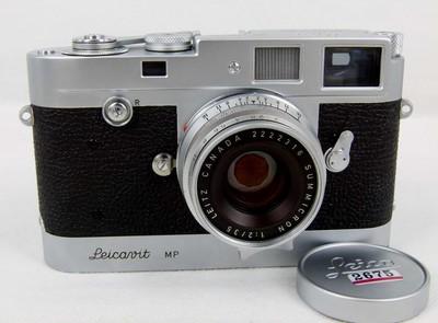 收藏成色的早期徕卡Leica M2带M35/2八枚加快速过片器