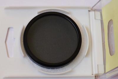 日本产保谷 HOYA 52mm PL偏振镜  98新