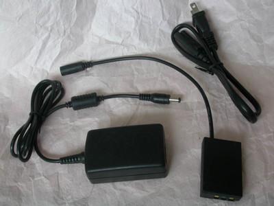 包邮OLYMPUS PEN EPL 4/3 数码相机的 外接电源 220V电源适配器