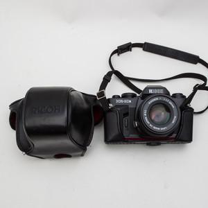 RICOH 理光 KR-10X 套RICOH 理光 50mm/F1.7 (NO:4797) 95%新