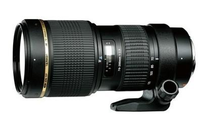 腾龙 AF 70-200mm f/2.8 Di LD(IF)微距镜头(A001)宾得卡口