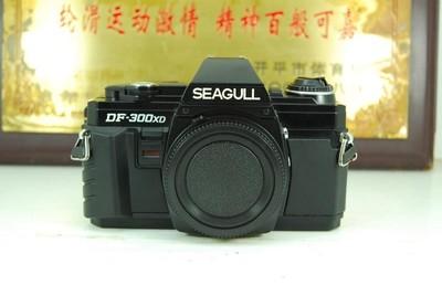 MD口 海鸥 DF-300XD 135胶卷机械单反相机 胶片机 收藏