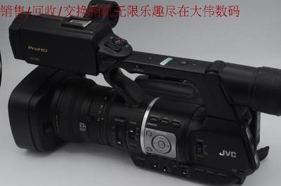 JVC/杰伟世 GY-HM600EC 广播级高清摄像 编号7712 7713 7714