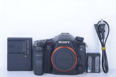95新二手 Sony索尼 A99 单机 单电相机(B4313)【京】可置换