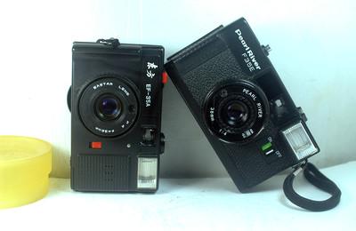 珠江---东方迷你胶片照相机