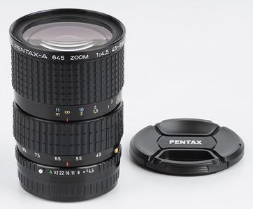 宾得Pentax-A 645 45-85f4.5 645 645N 645NII 645D 645Z变焦镜头