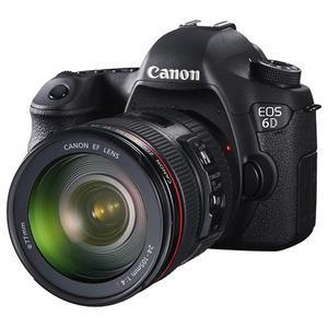 EOS 6D 单反套机(EF 24-105mm f/4L IS USM 镜头)