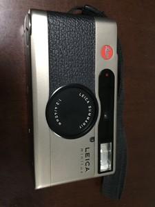 leica minilux 40mm 1:2.4经典款定焦胶片旁轴相机