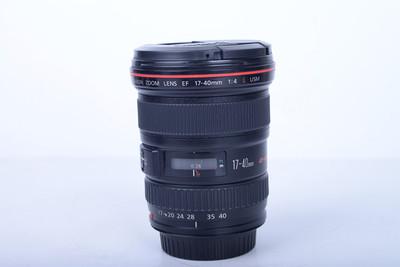95新二手 Canon佳能 17-40/4 L USM 广角镜头(B4506)【京】