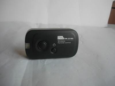 很新RW221RX相机遥控器