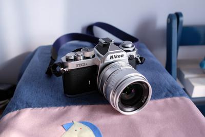 98新 尼康Nikon FM3A 银色版 带A档自动测光准 强于FM2