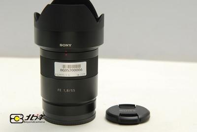 99新索尼FE55/1.8 ZA 蔡司(BG05200006)