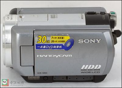索尼 SR60E 30G硬盘数码摄像机