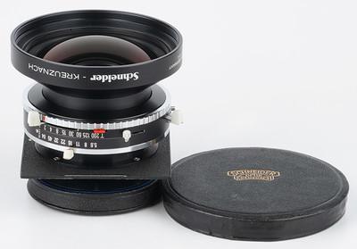 德国施耐德 Schneider Symmar-S 300mm F5.6 MC 大画幅座机镜头