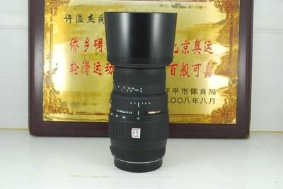 佳能口 适马 70-300 F4-5.6 macro 单反镜头 中长焦 微距
