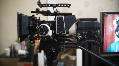 BMPC 4K 高清摄像机 含兰帕特豪华版套件 影辰电池 达芬奇秘钥