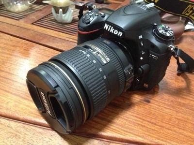 (出行货自用)尼康 AF-S 尼克尔 24-120mm f/4G ED VR