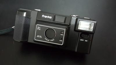 franka X-500 日产 胶片相机 近新 好价