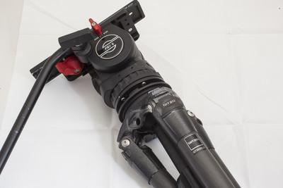 沙雀/萨拿FSB-6T油压云台拍鸟套装 捷信GT3542LS三脚架