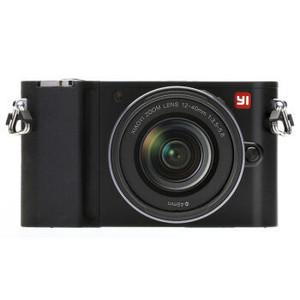 小蚁(YI)微单相机标准变焦镜头套装黑