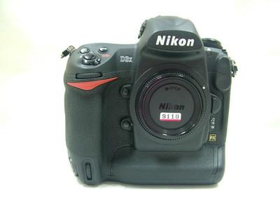 Nikon/尼康 D3X 专业数码单反相机#9110