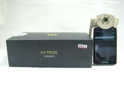 Casio/卡西欧 EX-TR500有包装 金色成色好便宜出支持换购#9621