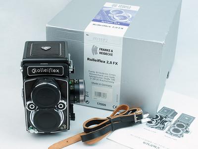 禄来/ Rollei Rolleiflex 2.8 FX planar 全包装新同品!已售