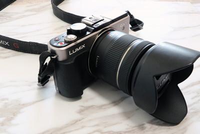 松下 GX1 国行全套出手 多镜头 多配件 价格可商议