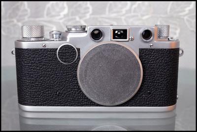 Leica IIf 红盘版,藏品级、古典螺口机!