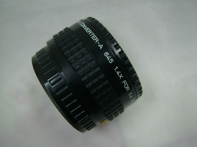 宾得 Pentax-A 645 645N 645D 645Z 1.4倍原厂增倍增距镜