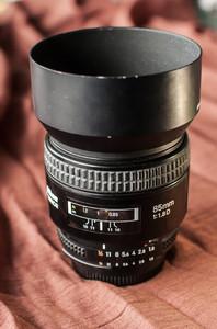 尼康 AF 85mm f/1.8D 35 1.8g 18-105g ed