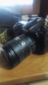 尼康 D300S 机身+镜头(16-85 VR)打包出售  4500元