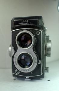上海 4 型 照相机