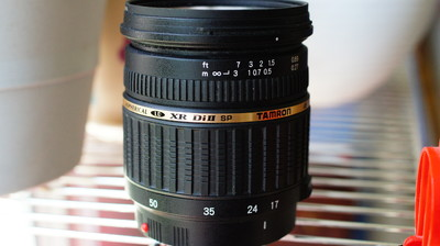 腾龙 SP17-50mm F/2.8 XR Di II LD [IF](A16)索尼A口