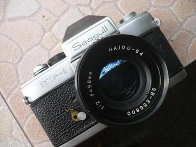 海鸥DF-1机械相机