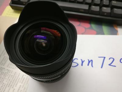 适马 8-16mm F4.5-5.6 DC HSM 宾得口