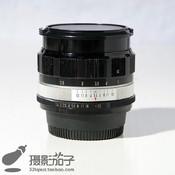 90新柯尼卡 Konica AR 57/1.4 手动镜头#2007[支持高价回收置换]