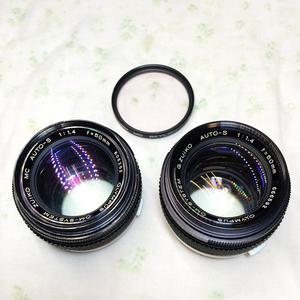 奥林巴斯 50mm F1.4  G.ZUIKO MC