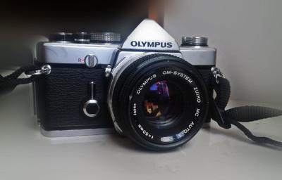 自用的无暗病测光好Olympus OM-1