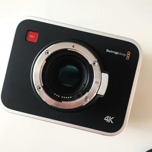 BMPC 4K Blackmagic 4K摄影机