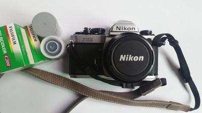 继续回血Nikon FM2 超级新!