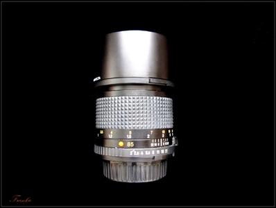 美能达【MINOLAT】MD 85mm/1:2镜头
