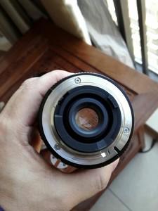 尼康口蔡司25 2.8 ZF一代手动镜头