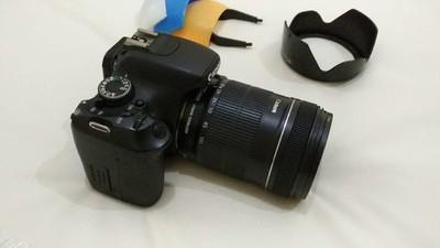 佳能600D套机(18-135mm )