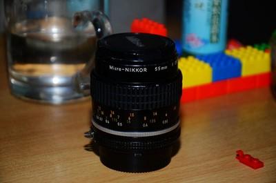 尼康NIKKOR 55mm 1:2.8镜头